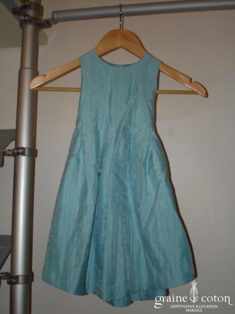 Jacadi - Robe bleu turquoise