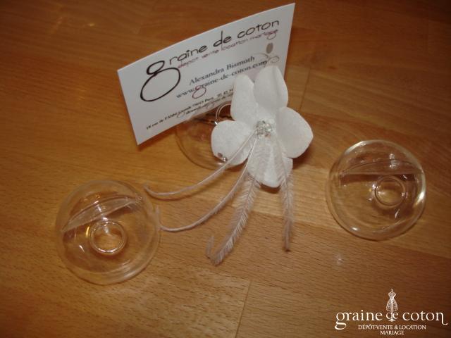 Waimea Concept - Boule marque place ou table en verre