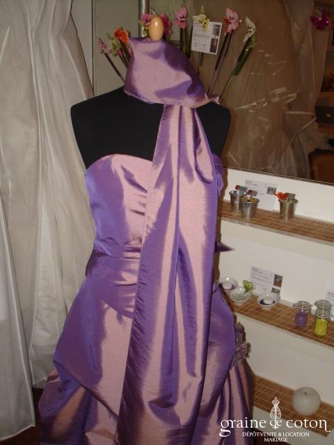 Étole violette