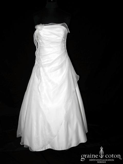 Just for you - Love (satin organza drapé)