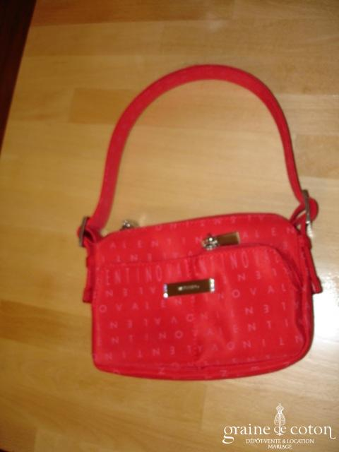 Valentino - Mini sac rouge