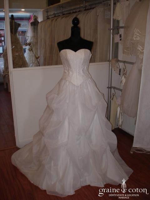 Matrimonia - Maeva (organza)