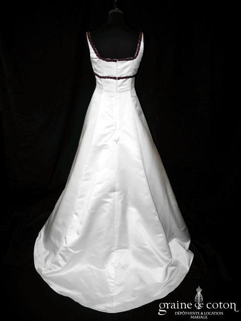 Depot vente robe de mariee bordeaux