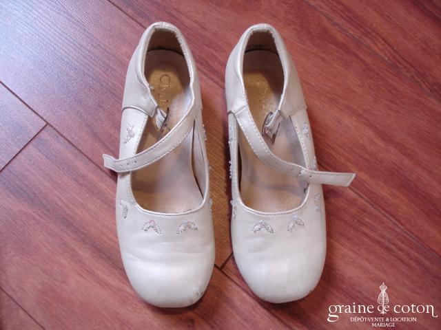 Obabete - Chaussures de demoiselle d'honneur