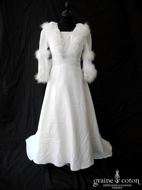 Location robe de mariee vintage