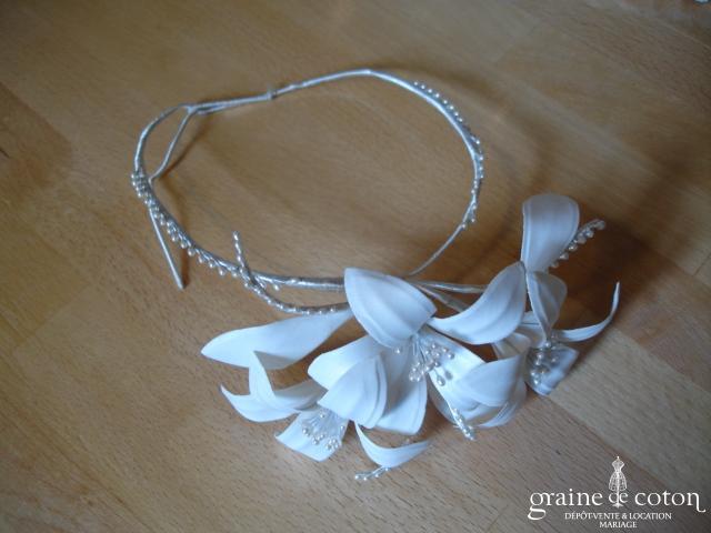 Neyret - Coiffe fleurs