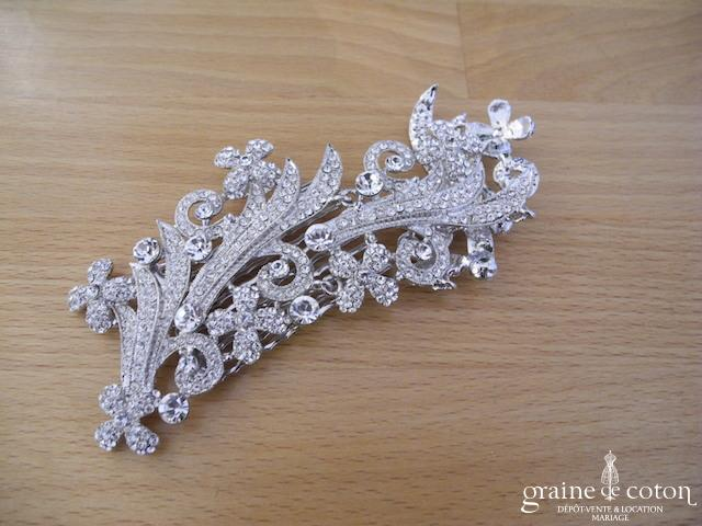 Crystal Bridal Accessories - Peigne à cheveux en strass