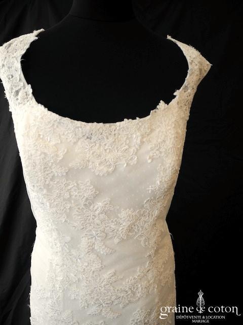 Robe de mariee agathe cymbeline