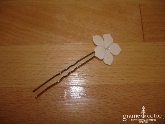 Au fil perlé - Pic petite fleur