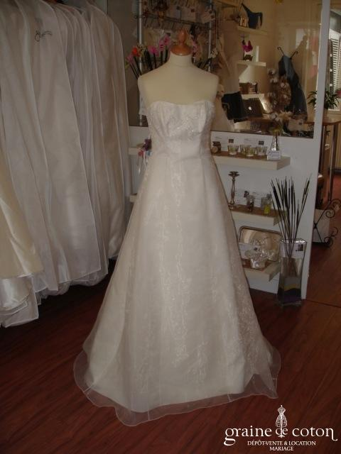 Robe de mari depot vente paris id es et d 39 inspiration for Vente de liquidation de robe de mariage