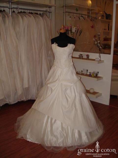 Matrimonia (dentelle tulle)