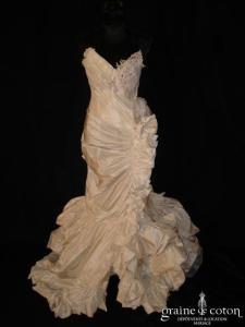 Max Chaoul - Fidgi (soie dentelle de calais)