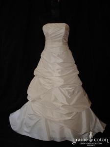 Martine - Trésor (taffetas drapé)