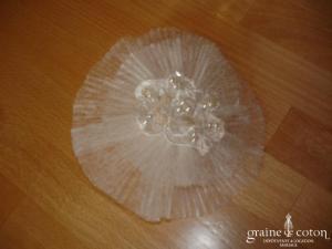 Pronuptia - Pic à chignon en dentelle