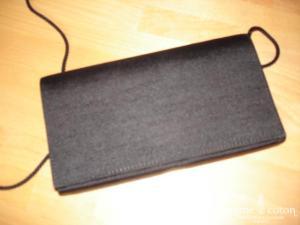 La Bagagerie - Pochette noire