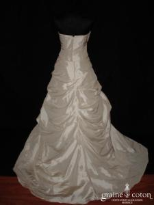 Bella - Trésor (taffetas drapé)