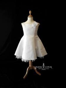 Passanela - Robe de demoiselle d'honneur blanche