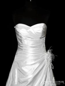 Emy Lee - Capucine (coeur drapé taffetas)