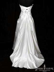 Cymbeline - Espiègle (satin drapé)