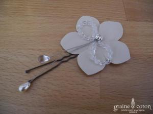 Au Fil Perlé - Pic fleur ivoire