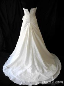 Hervé Mariage - Trinité (drapé taffetas noeud)