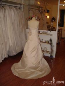 Divina Sposa - Lorado (taffetas dentelle)