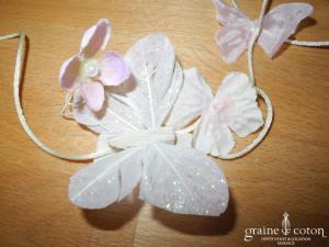 Elsa Gary - Tour de cou (collier) papillon