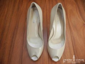 Unions - Escarpins (chaussures) ivoires