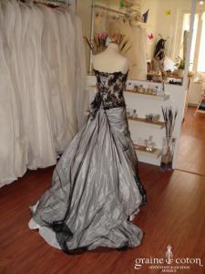 Cymbeline - Astrid (dentelle noire tulle noir)