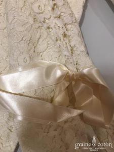 Delphine Manivet - Pantalon Pierrot (dentelle)