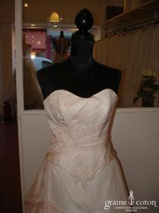 Matrimonia (dentelle organza)
