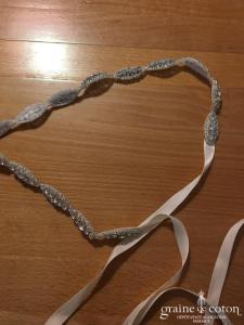 Création - Headband strass