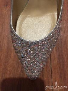 Jimmy Choo - Escarpins (chaussures) pailletés