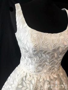 Atelier Emelia - Amour (tulle bretelles taille-haute guipure princesse bohème fluide dos boutonné)