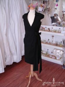 Comptoir des cotonnier - Robe tunique noire