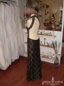 Carmélina créations - Robe Divina (non stocké en boutique, essayage sur demande)