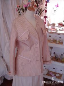 Ines de la Fressange - Veste (non stocké en boutique, essayage sur demande)
