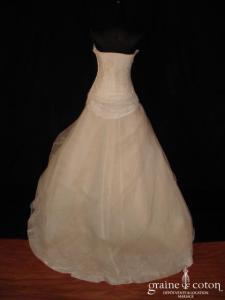 Matrimonia (dentelle organza taffetas) (-10% sur la vente ou la location)