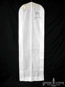 Housse Graine de coton pour robe de mariée - TNT 50-65g