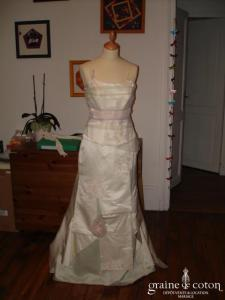 Mathyro - Ervin design (satin tulle)