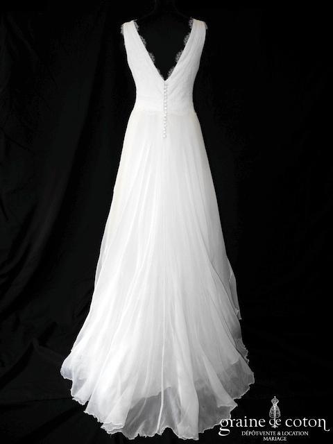 Robe de mariee marie laporte claire